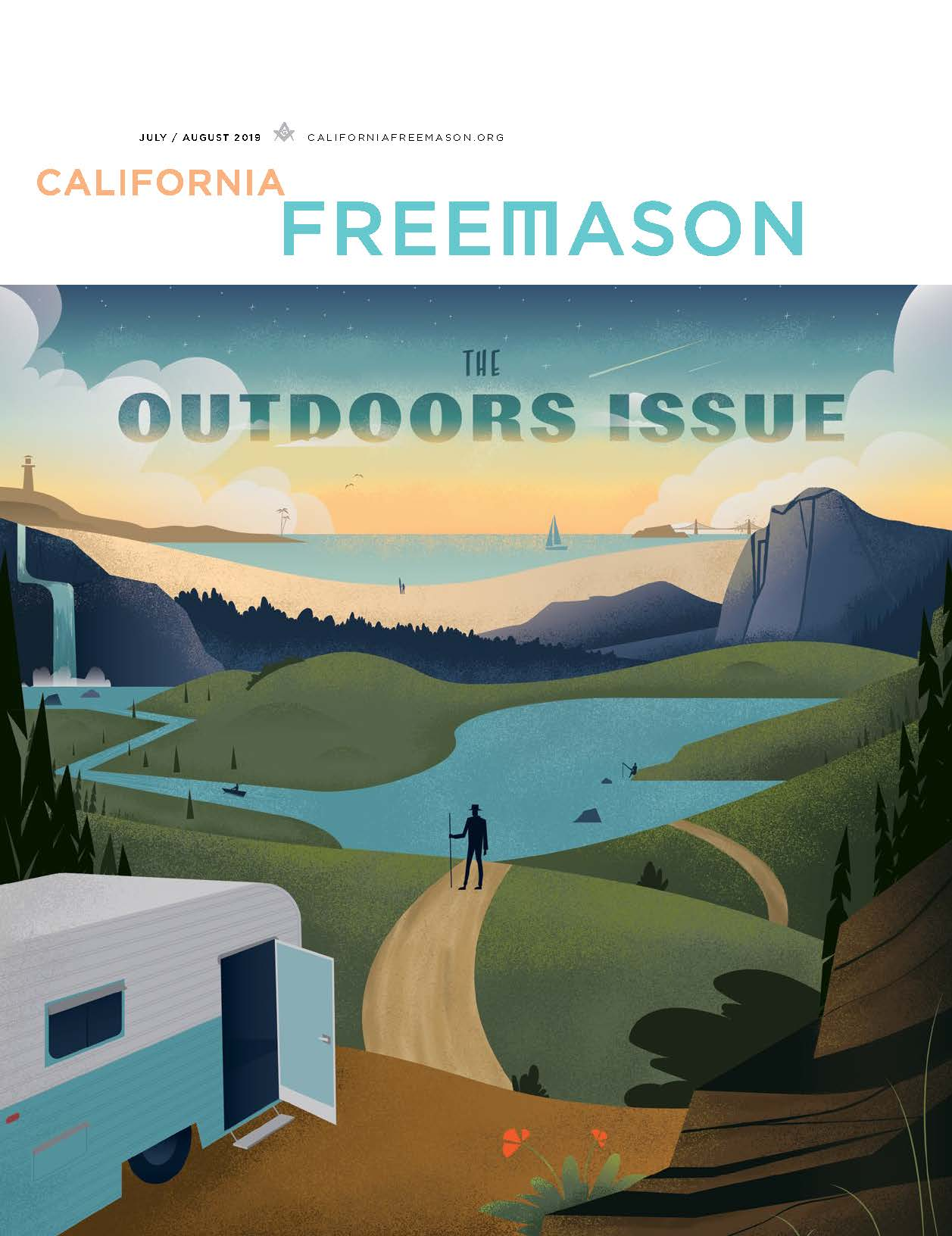 The Outdoors Issue